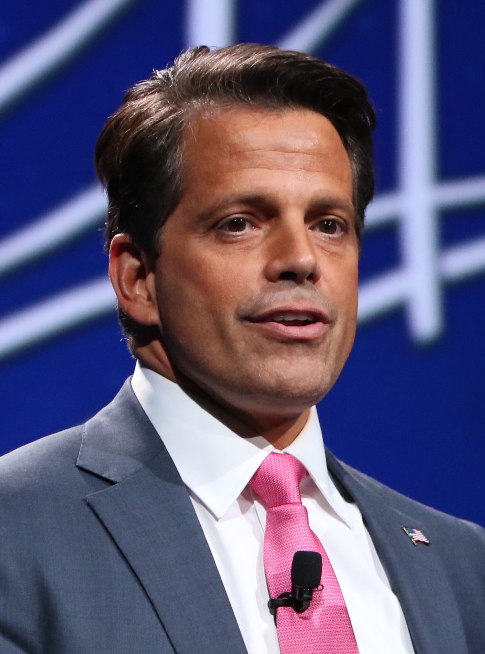 Anthony Scaramucci At Salt Conference 2016 Cropped